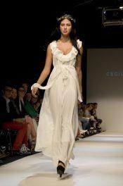 Acapulco dress ivory