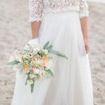 THE TWO PIECE WEDDING DRESS
